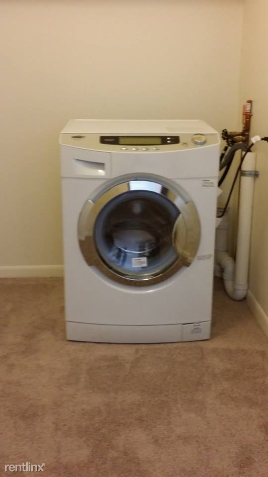 our new all in one unit washer/dryer
