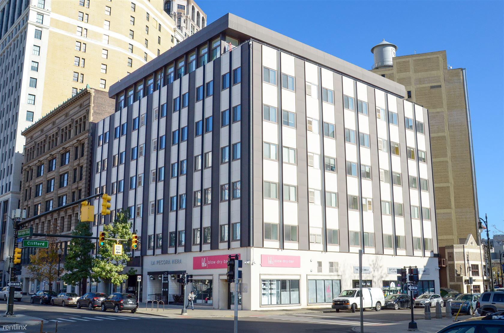 The Claridge Apartments