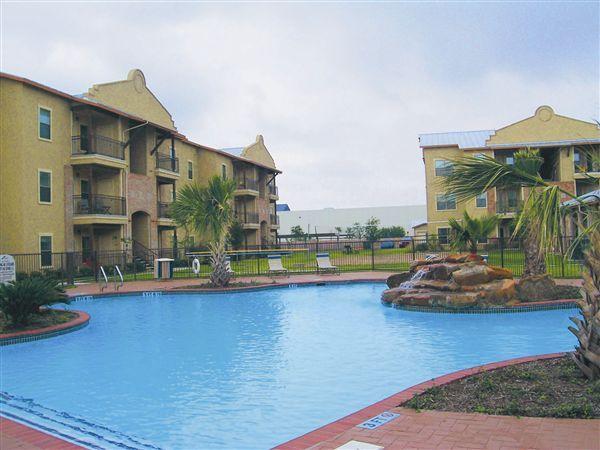 San Pedro Pool