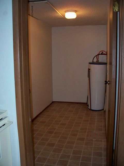 1 bedroom and 2 bedroom laundry