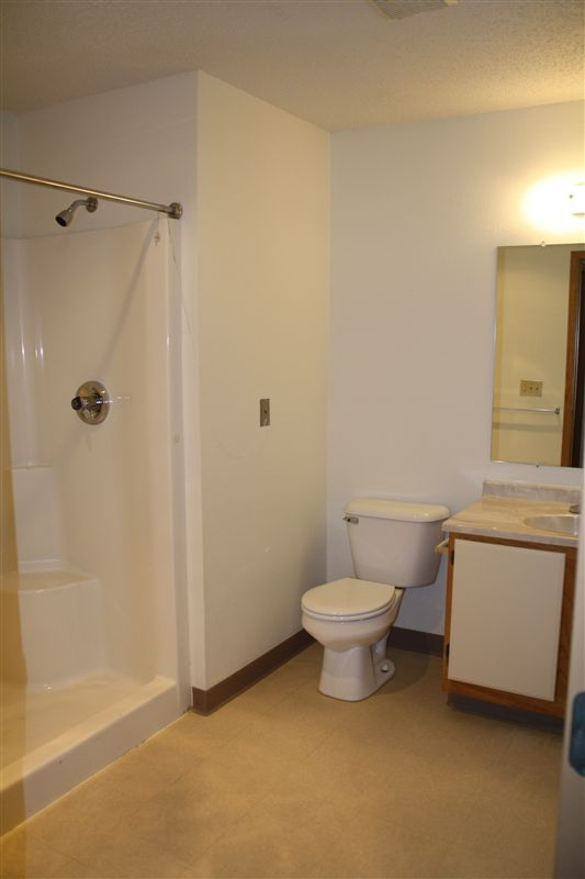 Bathroom of 2 Bed Apt