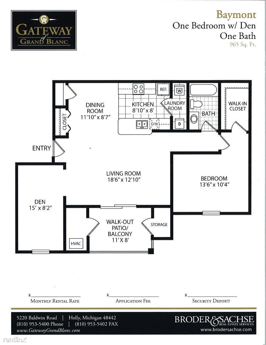 baymont floorplan