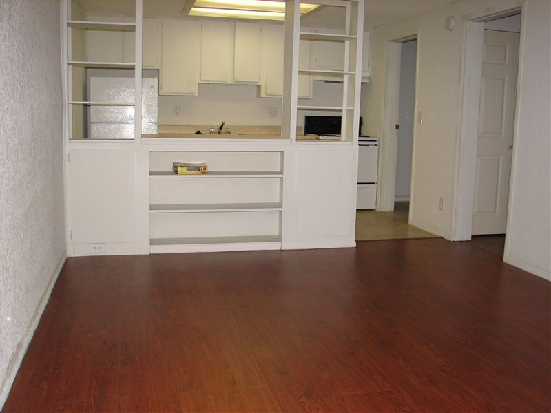 Laminated flooring 022