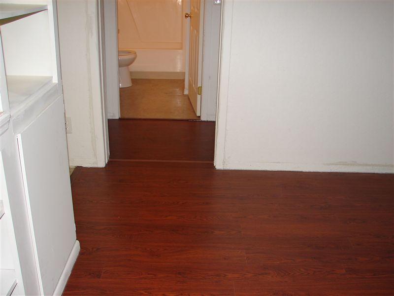 Laminated flooring 036