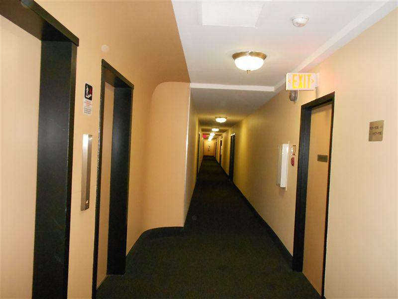 Renovated Hallways (still renovating most floors)