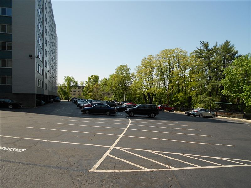 Spacious Free Parking ( We offer reserved parking for up to $50 monthly