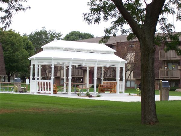 Gazebo and Picnic Area