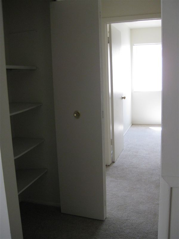 Two Bedroom Hall Closet