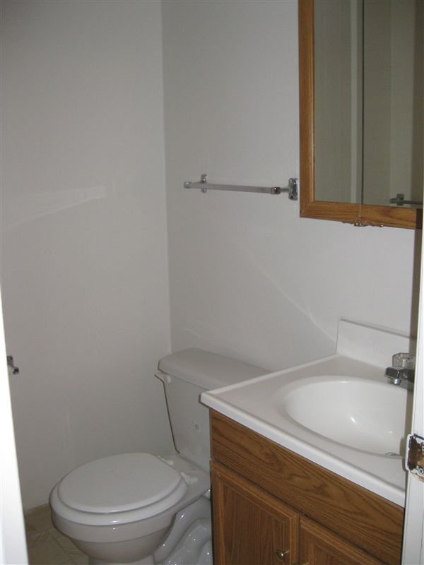 Two Bed Deluxe Half Bath
