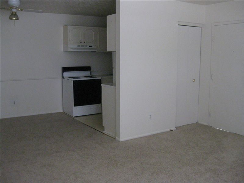 Entry Closet, Dining Room, Kitchen