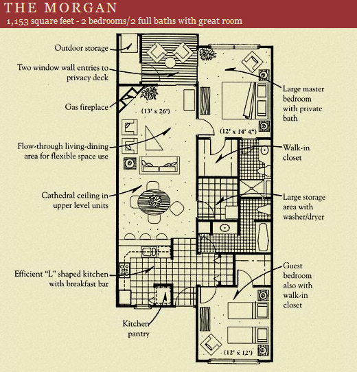 Morgan Floor Plan