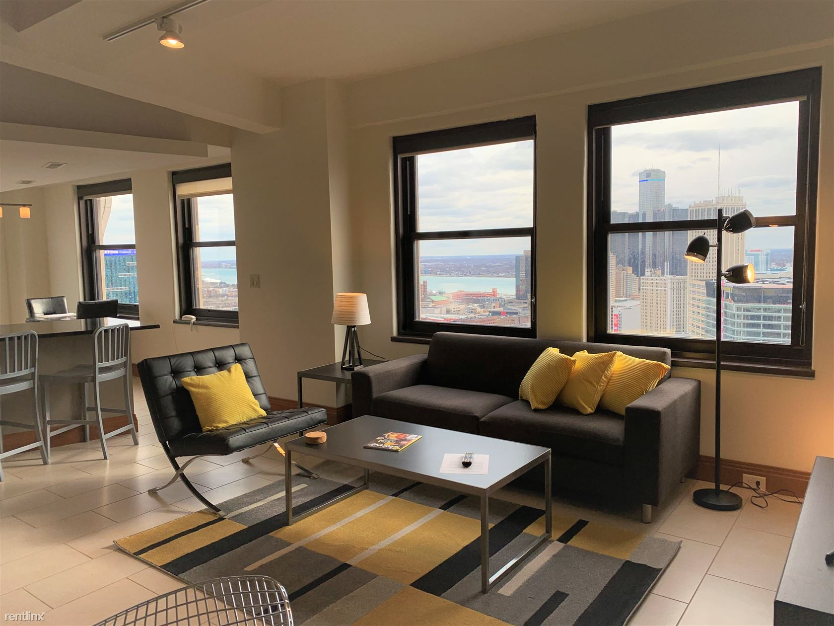 Downtown Detroit Furnished @ Broderick Tower