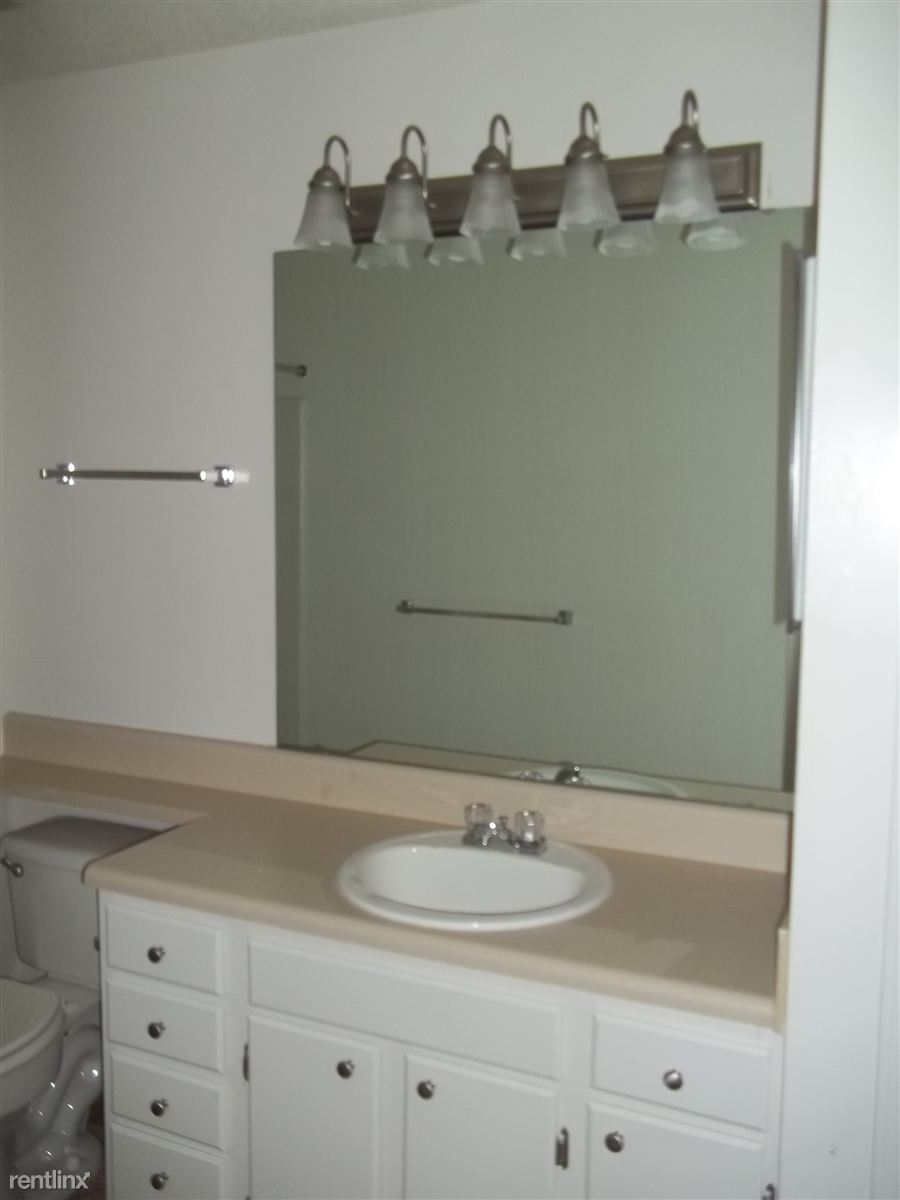 bath with vanity storage