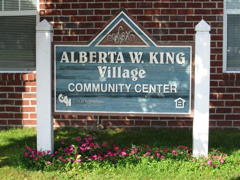 Alberta W. King Village