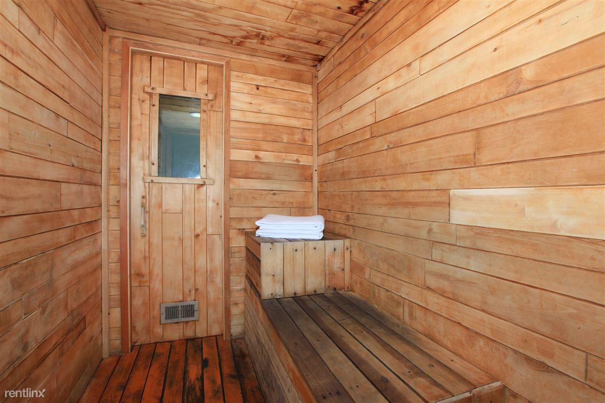 Resident Sauna