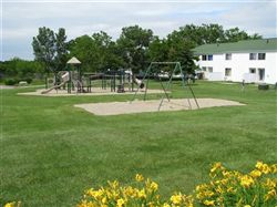 One of our 3 playground areas