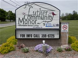 Welcome to Luther Community Manor