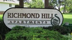 Richmond Hills Sign