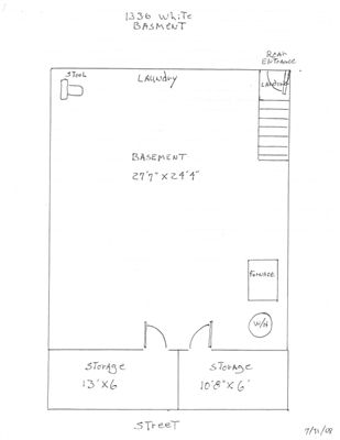 1336 White - Basement