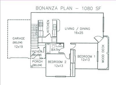 Bonanza Ponderosa Floor Plan Quotes