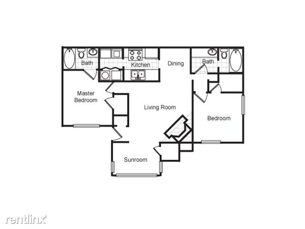 Floor Plan: Windward
