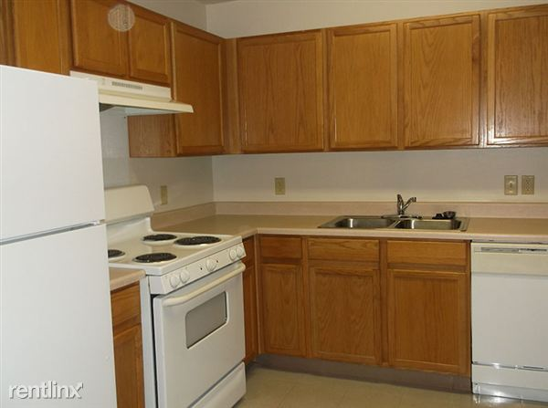 1 and 2 Bedroom Apartment Kitchen