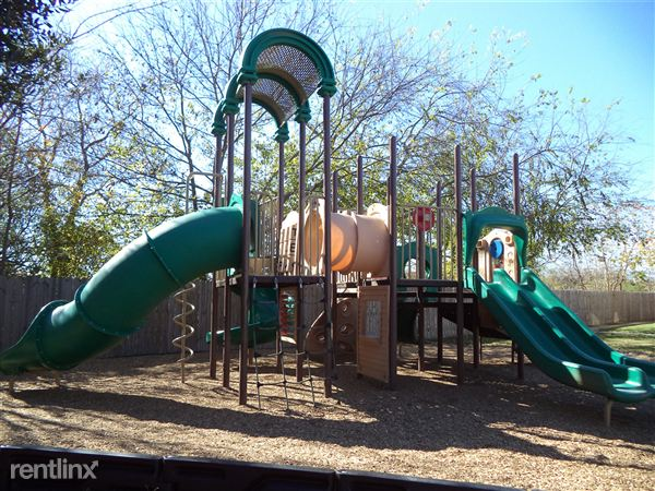 Newly added playground