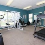 Ashwood Apartments St Charles Missouri Fitness Center
