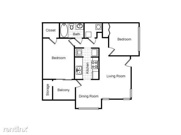 Lenox Floor Plan