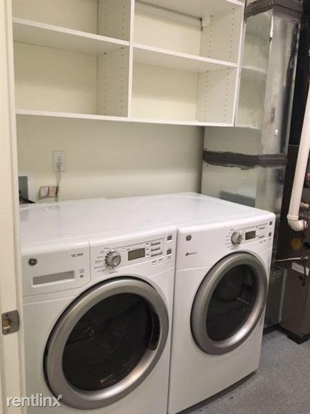 The Washington Washer and Dryer