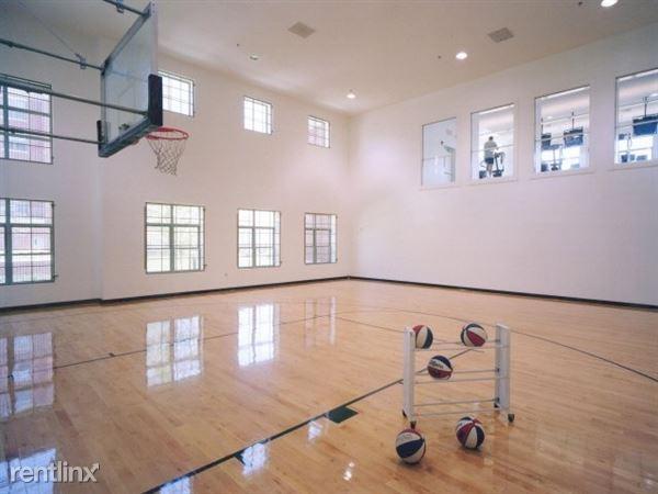 Riverbend basketball court