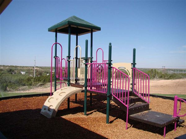 Big Springs Heights Playground