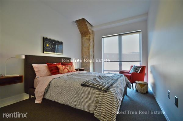 Model bedroom