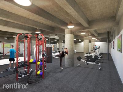 Fitness Center - Fitness Center