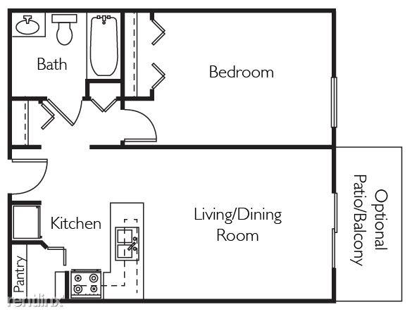 Parkside Floor Plan Oakwood