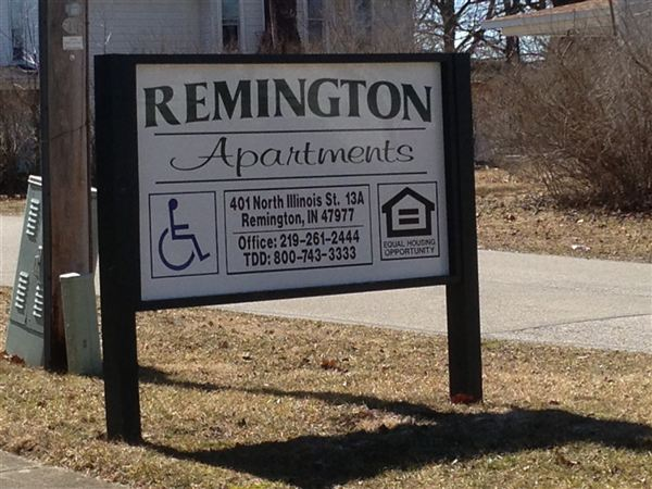 $375 - $473 per month , 401 N. Illinois St. 13A, Reminton Apartments