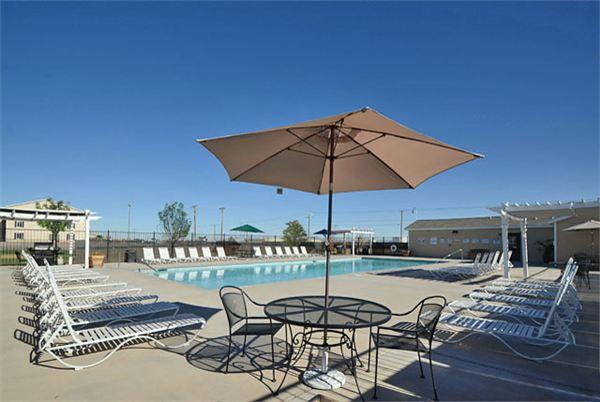 Van Horne Estates Apartments El Paso Apartment Details