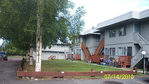Brighton Park Apartments Anchorage