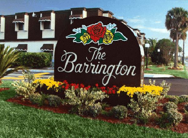 The Barrington Apartments