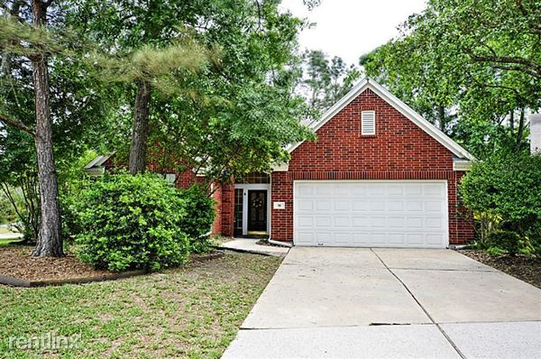 18 S Willow Point Cir, The Woodlands, TX