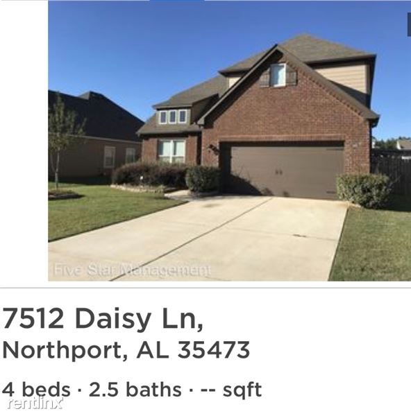 7512 Daisy Lane, Northport, AL