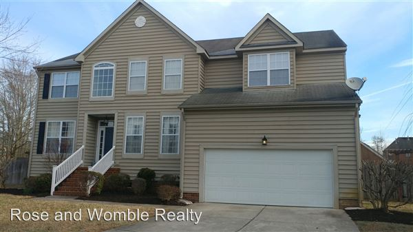 803 Amberline Drive (owner Funds Posted), Chesapeake, VA