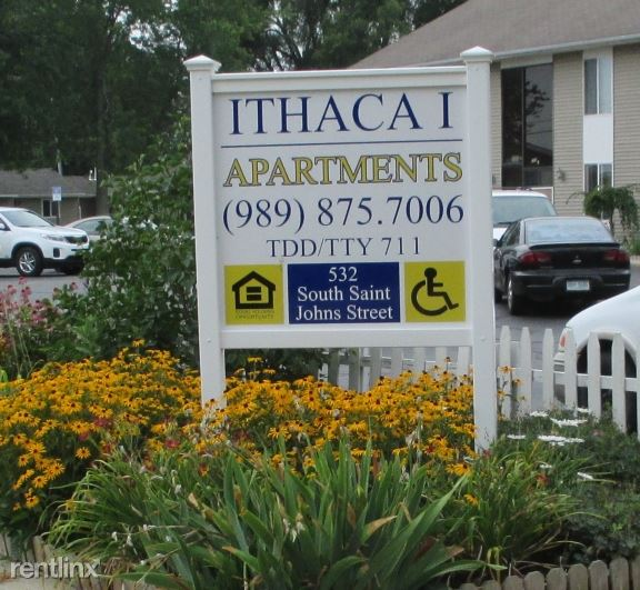 532 S. St. Johns Street, Ithaca, MI