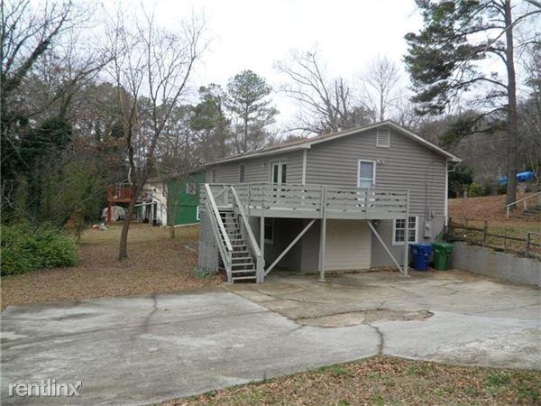 2291 Niskey Lake Road Sw Above-ground Basement, Atlanta, GA