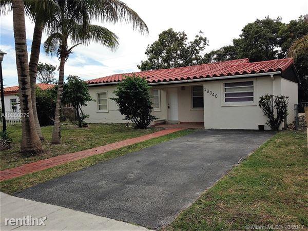18340 Ne 20th Pl, North Miami Beach, FL