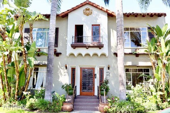 427 1/2 N Sierra Bonita Ave, Los Angeles, CA