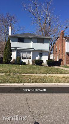 19325 Hartwell St, Detroit, MI