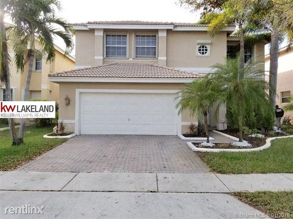 3316 Sw 173rd Way, Miramar, FL