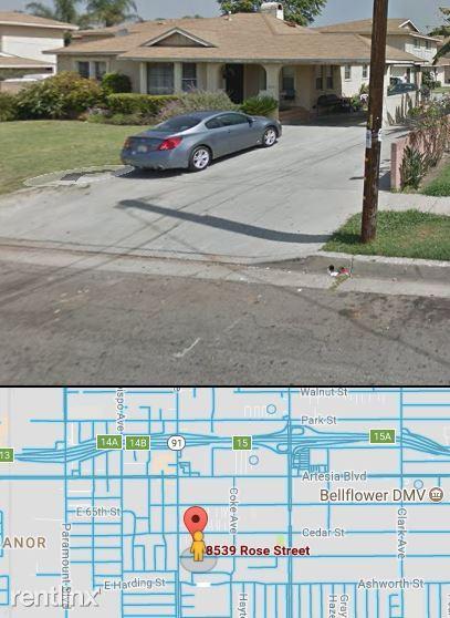 8541 1/2 Rose Street, Bellflower, CA