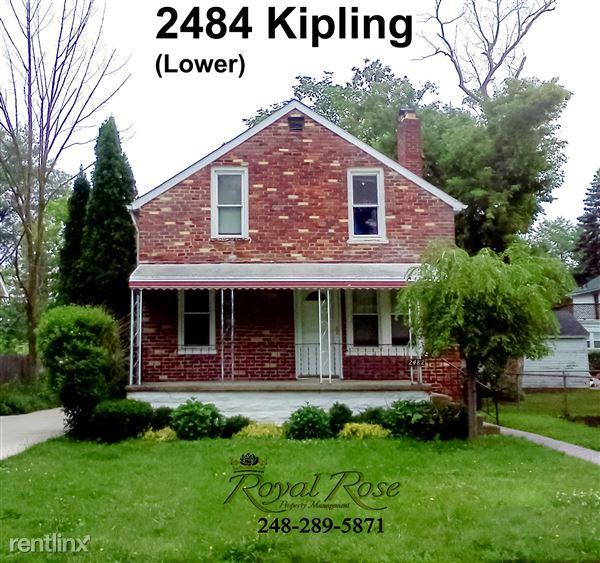 2482 Kipling Ave Lowr, Berkley, MI